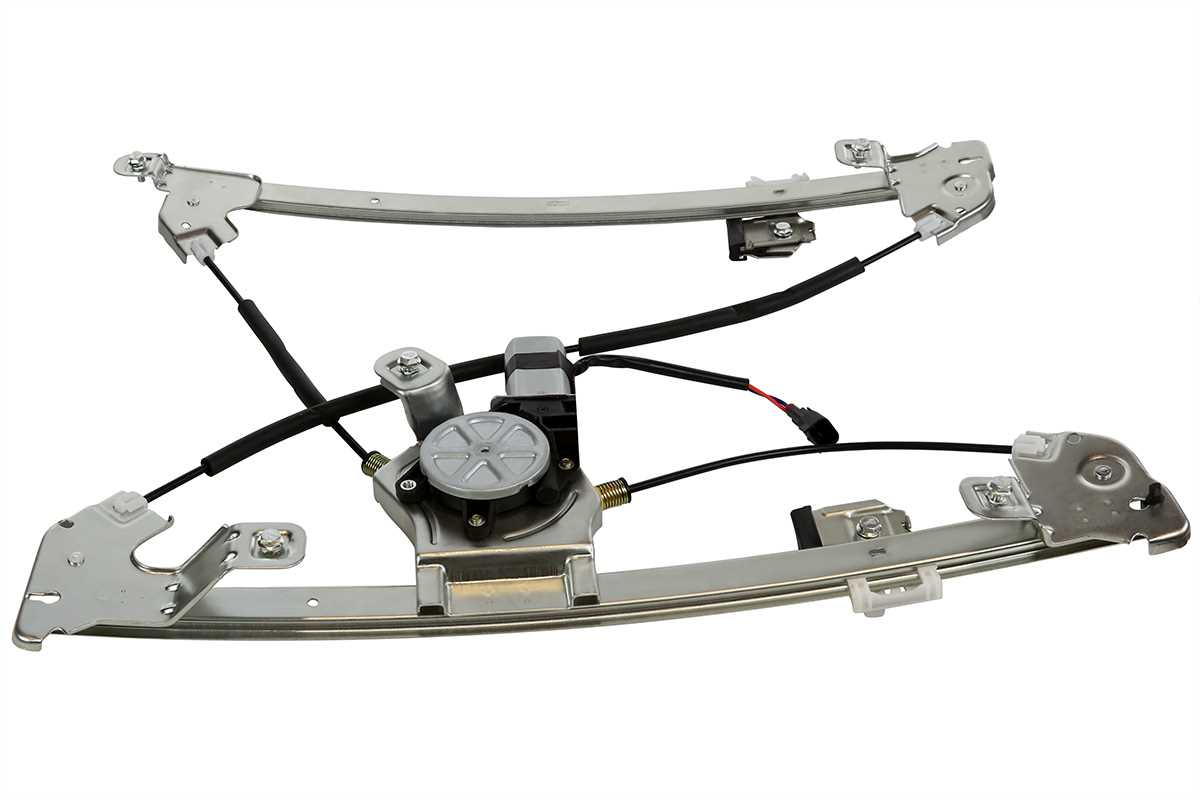 Power window regulator w motor front right fits 04 08 ford for 04 f150 window regulator